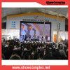 Visualización de LED de alquiler al aire libre de Showcomplex P6 SMD