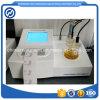 Columetric Karl Fischer Méthode de titrage Transformer Oil Water Content Tester