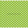 100%Polyester зеленый пункт Pigment&Disperse напечатал ткань для комплекта постельных принадлежностей