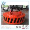 Industrieller Kreistyp Kran-anhebendes Elektromagnet für anhebende Stahlschrotte