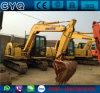 Pequeño excavador usado de KOMATSU PC90 para la venta