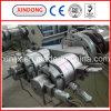 PVC管の生産の放出ライン機械プラスチック対ねじ押出機