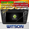 Carro DVD do Android 5.1 de Witson para Mazda 6 (2008-2012) (W2-A7076B) com sustentação do Internet DVR da ROM WiFi 3G do chipset 1080P 8g