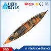 Le kayak de pêche du pêcheur 4.3 de Liker se reposent sur de premiers bateaux bon marché de la Chine