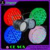 luzes do diodo emissor de luz do disco PAR64 do DJ do estágio de 177PCS 10mm