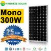 El panel solar monocristalino 300W del envío libre