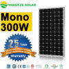 Панель солнечных батарей 300W свободно перевозкы груза Monocrystalline