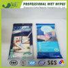 Do assoalho não tecido macio molhado dos tecidos do agregado familiar Wipes molhados