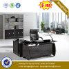 Bureau exécutif de bureau en métal en verre chinois de meubles premier (NS-ND136)