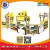 Шкаф игрушки мебели питомника деревянный
