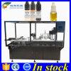 máquina de enchimento de alta velocidade do braço mecânico de 100b/M, máquina de enchimento e tampando do E-Líquido