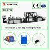 Conduzir tecida não recicl D-Cortou o saco que faz a máquina (ZXL-B700)