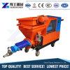 Máquina que pinta (con vaporizador) de la venta del mortero caliente del cemento para la construcción