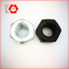 ASTM A194-2h, тяжелая гайка черноты шестиугольника 1/2-4
