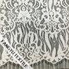 Tela do laço do algodão e do nylon para vestuários das senhoras