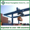 Double Girder Rail Mounted Port Gantry Crane for Container