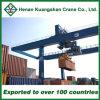 Container를 위한 두 배 Girder Rail Mounted Port Gantry Crane