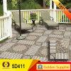 400x400mm Material de construcción baldosa cerámica azulejo de suelo (5D411)