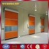 Puerta suave del PVC de la puerta rápida de la persiana enrrollable (YQRD0093)