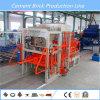 Máquina automática del ladrillo que se enclavija/del bloque con diesel