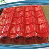 Tipo material de acero del color de hojas del material para techos