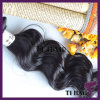 Classe frouxa brasileira 7A da onda do cabelo humano