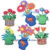 EVA Handmade Flowers / DIY Educação Brinquedos Kids Foam Craft Kits