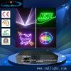 1 ватт RGB/свет Lase одушевленност полного цвета