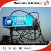 P8 wall -Mounted mm Outdoor DIP Display voor Advertizing