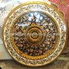 Médaillon matériel décoratif rond de plafond de panneau de picoseconde