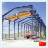 Grande Span Steel Structure Building per Factory