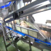 Machine de conditionnement automatique de poulet d'abattoir pleine