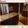 Foresta pluviale Polished Brown Marble Top per Kitchen Decoration