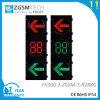Rouge Vert Flèche LED Feux de Circulation avec Compte à rebours