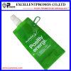 Bottiglia di acqua di Plastic Foldable di sport per Logo Printing (EP-B7154)