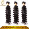 Девственницы волос волны цены по прейскуранту завода-изготовителя Гуанчжоу волосы Huamn глубокой индийские