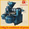 Presse combinée automatique Ylxq130 d'huile de graines