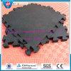 Couvre-tapis en caoutchouc d'étage de puzzle extérieur de cour de jeu, tuiles en caoutchouc