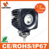 Het kleine van de LEIDENE van de Grootte 10W CREE Licht van de Auto Vloed Light/12V van het Werk Light/LED/de Toebehoren van de Auto
