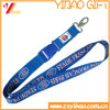 Mobile Phone (YB-LY-LY-19)를 위한 주문을 받아서 만들어진 Logo Heat Transfer Lanyard