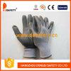 Высокая степень перчатки PU гибкости и стойкости Nylon (DPU412)