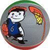 Basket-ball en caoutchouc de trois tailles (XLRB-00210)