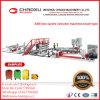 Cadena de producción de equipo del ABS máquina plástica de la protuberancia