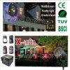 De nieuwe Rode Groene Waterdichte OpenluchtLichten van de Laser van Kerstmis van de Patronen van de Projector