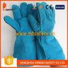 Перчатки заварки голубой коровы Split, ранг Ab. Полная ладонь (DLW621)