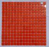 Arancio del mosaico di cristallo