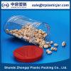 Haustier Plastic Pckaging Container mit Plastic Jar
