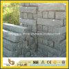 G684 Black Basalt Kerbstone per il giardino o il patio
