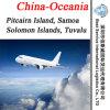 Verschepend Pitcairn Eiland, Samoa, de Salomon Eilanden, Tuvalu (Forwarder, logistische agent)