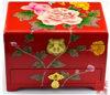Коробка ювелирных изделий античной мебели китайская